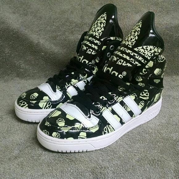 cd9c9c9721a7 adidas Shoes - Adidas Jeremy Scott shoes